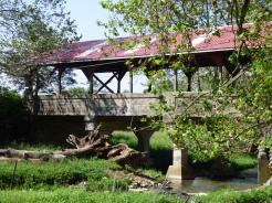 Covered Bridge at Penn Laird, VA